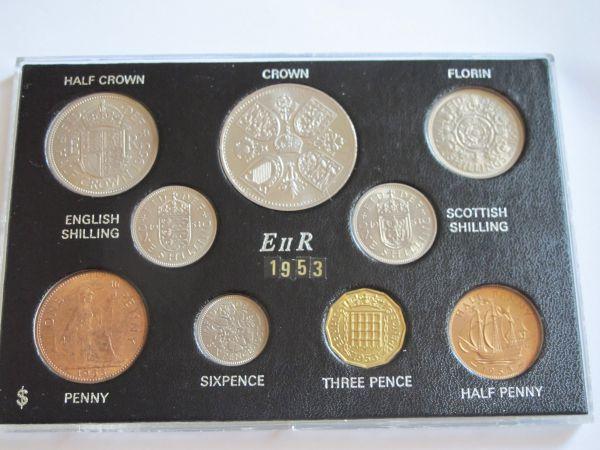 Набор монет великобритании ценные монеты россии 2 рубля 2016
